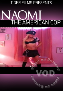 Naomi The American Cop Box Cover