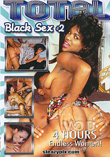 Total Black Sex #2 Box Cover