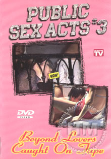 Public Sex Acts #3 Box Cover