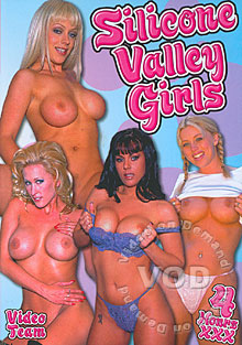 Silicone Valley Girls Box Cover