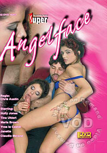 Angelface Box Cover