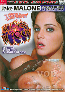 Rookie Pussy 1 - Disc 1 Box Cover
