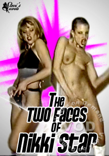 The Two Faces Of Nikki Star Box Cover