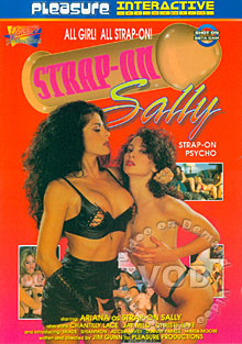 Strap-On Sally: Strap-On Psycho Box Cover