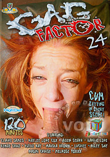 Gag Factor 24 Box Cover