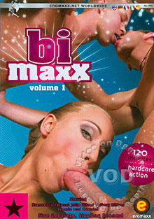 Bi Maxx Volume 1 Box Cover