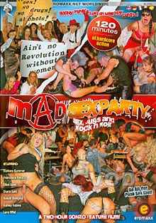 Mad Sex Party - Sex, Jugs And Rock N Roll