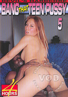 Bang That Teen Pussy 5 Box Cover