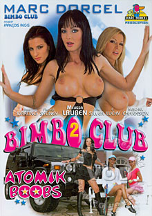 Bimbo Club 2 - Atomik Boobs (English Language)