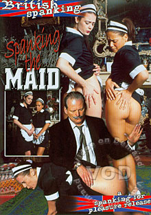 spanking the maid