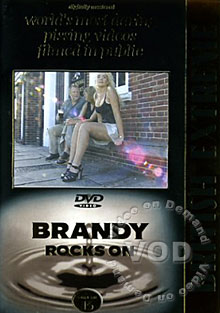 Brandy Rocks On Box Cover
