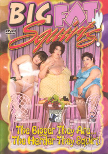 Big Fat Squirts Box Cover