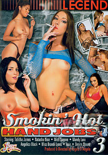 Smokin' Hot Hand jobs 3 Box Cover