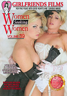 Women Seeking Women Volume 39 Box Cover