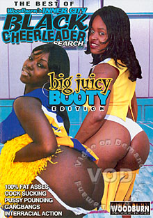 The Best Of Black Cheerleader Search - Big Juicy Booty Edition