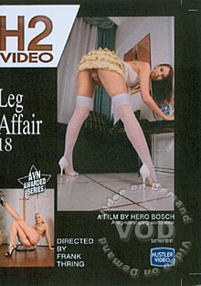 Leg Affair 18 Box Cover