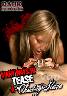 Many Ways To Tease A Chastity Slave Box Cover