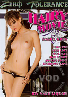 Hairy Movie Box Cover