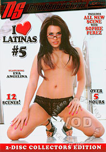 I Love Latinas #5 (Disc 2)