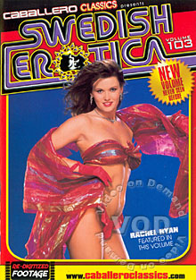 Swedish Erotica Volume 103 - Rachel Ryan Box Cover
