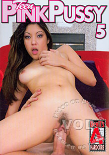Teen Pink Pussy 5 Box Cover