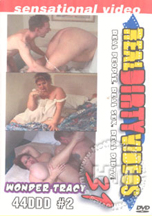 Real Dirty Videos 31-  Wonder Tracy 44DDD #2 Box Cover