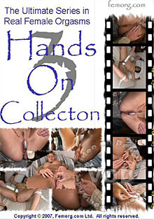 Hands On Orgasms 3 Box Cover