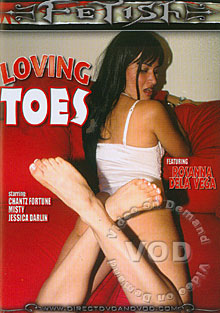 Loving Toes Box Cover