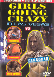 Girls Going Crazy in Las Vegas Box Cover