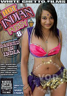 Hot Indian Pussy 8 Box Cover