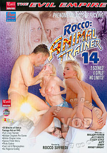 Rocco: Animal Trainer 14 Box Cover