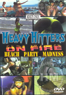 Heavy Hitters On Fire - Beach Party Madness Box Cover
