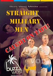Straight Military Men - Caught On Tape!
