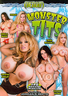 Monster Tits Box Cover