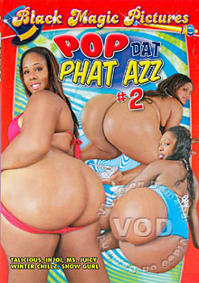 Pop Dat Phat Azz #2 Box Cover