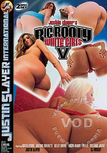 Big Booty White Girls V - (Disc 1) Box Cover