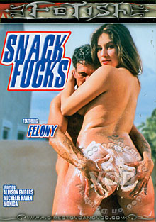 Snack Fucks Box Cover