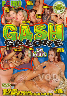 Gash Galore Box Cover