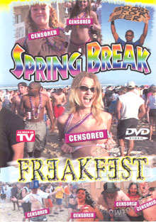 Spring Break- Freakfest Box Cover