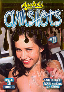Cum Shots #11 Box Cover