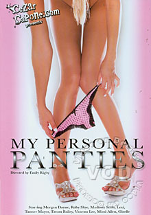 My Personal Panties Box Cover