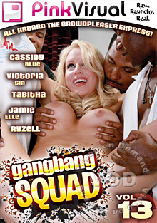 Gangbang Squad Volume 13 Box Cover