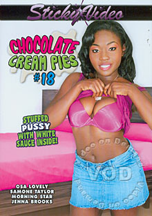 Chocolate Cream Pies #18 Box Cover