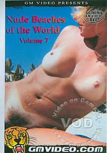 Nude Beaches Of The World 7 Box Cover