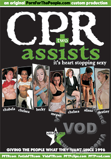 CPR Assists Two Box Cover