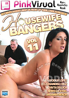 Housewife Bangers Vol. 11 Box Cover