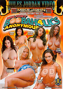Boobaholics Anonymous 4 (Disc 2) Box Cover
