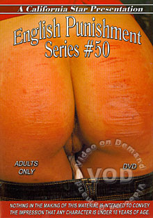 English Punishment Series #50 Box Cover
