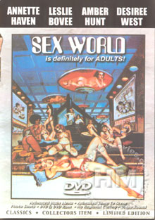 Sex World Box Cover - Login to see Back
