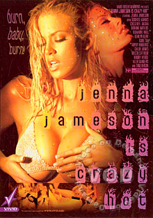 Jenna Jameson Is Crazy Hot Box Cover